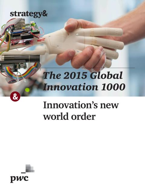 The Global Innovation 1000