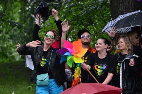 Oslo Pride Parade 2013.