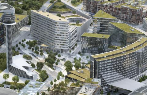 Nordic Choice Hotels blir operatör för nytt storhotell på Stockholm Arlanda Airport