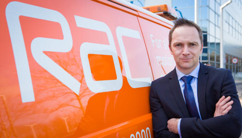 ​Almost a third of businesses investing in safer trucks