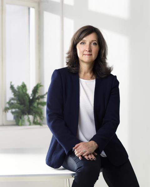 Victoria Thore ny vd för Familjens Jurist