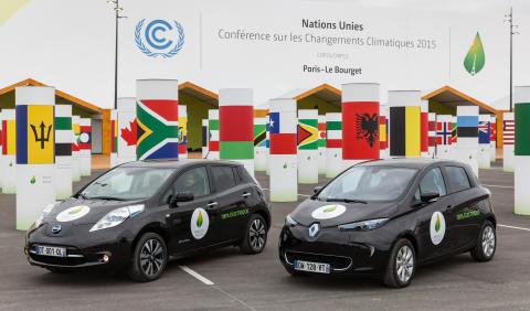 18 tons CO2 sparet under klimatopmødet COP 21