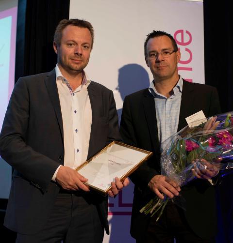 Malmöföretaget Kjell & Companys grundare - Årets Grundare Syd 2013