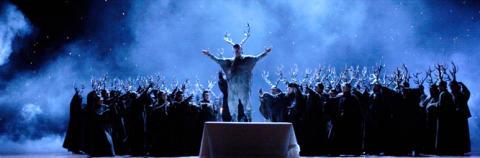 Direktsänd opera från Metropolitan i Lindesberg
