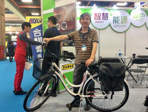 Txmotion Products at 2018 TAIPEI AMPA Show (B0910)