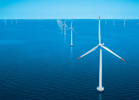 Siemens och E.ON tecknar ramavtal om byggnation av vindkraftverk