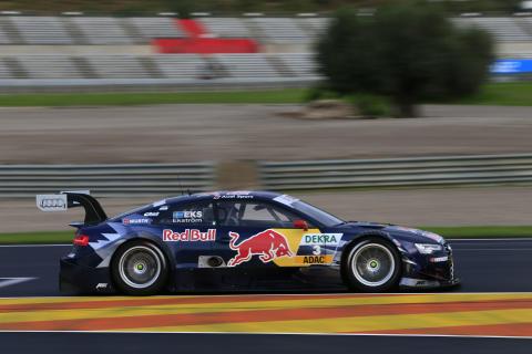 Audi i mästerskapstopp och Ekström DTM-trea i Valencia