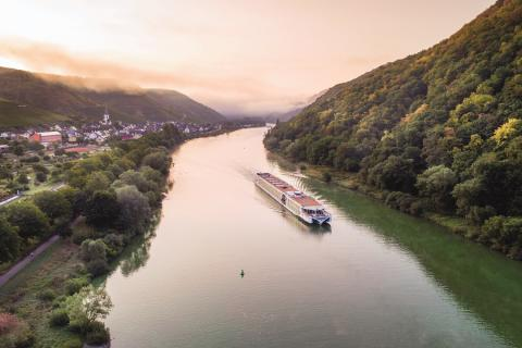 Fred. Olsen River Cruises to launch second 'Brabant' river cruise season in 2019 with 'No Single Supplement' offer and other tempting savings