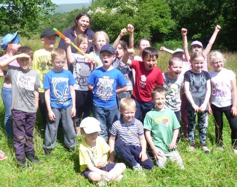 Nature Ed Celebrates Successful First Year