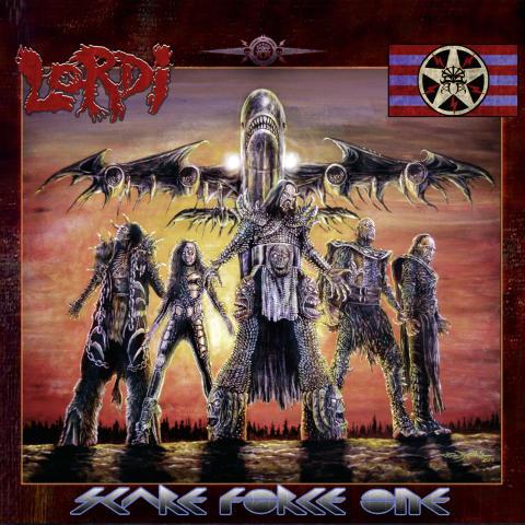 De finska monster-rockarna LORDI släpper nytt!