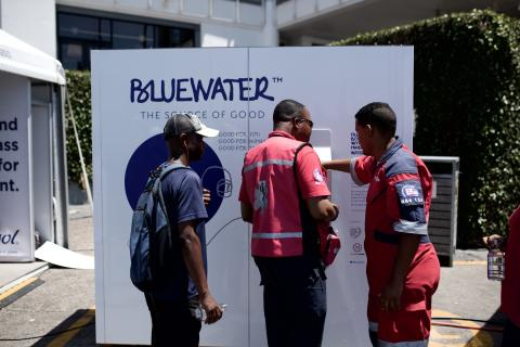 Bluewater and 11th Hour Racing Partner with Imagine H2O to Launch 
