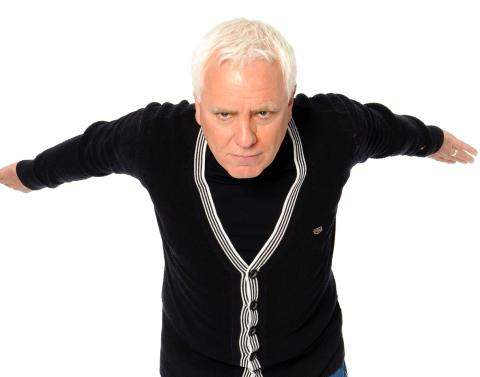 Dave Spikey's festival show