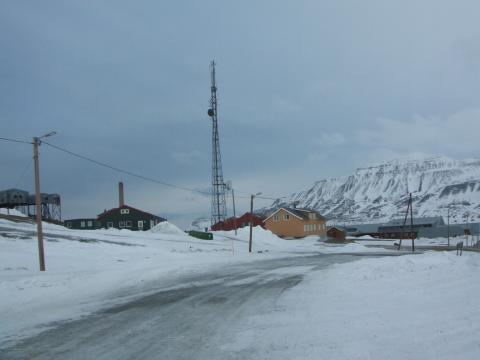 Kommunikasjonen til og fra Svalbard er nede