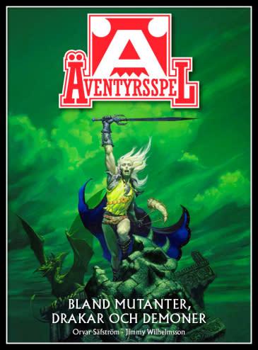 Mutanter, drakar och demoner