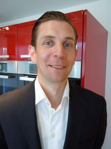 Paul Segerström blir ny försäljningschef för Miele Hushåll