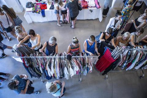 "FashionDAYS i Textile Fashion Center 17-18 maj: ""En modefest för alla!"""