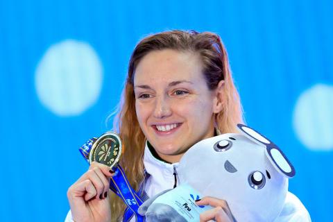 Katinka Hosszu till Malmsten Swim Open Stockholm!