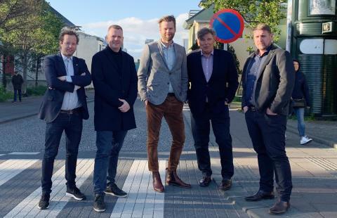 Arkthing sammenslått med Nordic — Office of Architecture