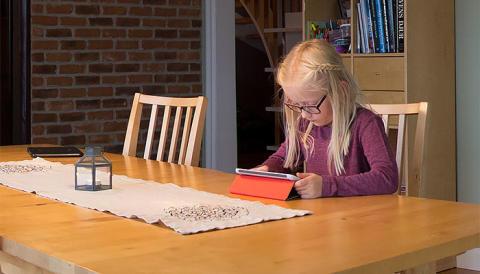 Vi bjuder på fritt internet för skolarbete på distans