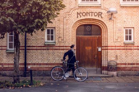 Riksbyggen skriver ny historia i Väveribolagets gamla lokaler