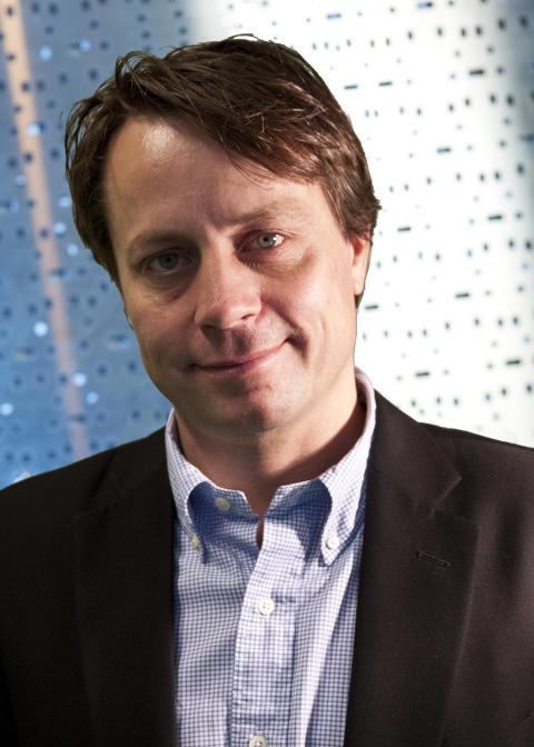 Espen Hjertø, partnerdirektør servere og lagring , HP Norge