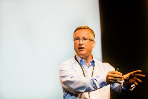 """Markkinoinnin guru Scott Brinker Avaus Marketing Tech Summitissa: """"Eurooppa jäämässä auttamattomasti markkinoinnin jalkoihin"""""""