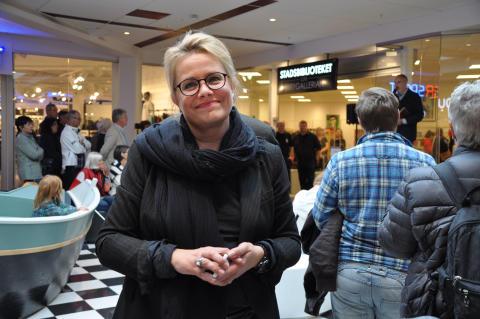 Kultur- och bibliotekschefen i Karlshamn slutar