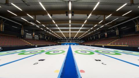 Curling VM i Östersund – mästerskapet med 44 deltagarnationer