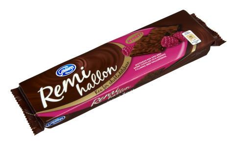 Remi Hallon - en frisk nykomling för alla chokladälskare