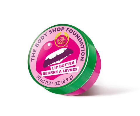 The Body Shop Foundation Dragon Fruit Lip Butter