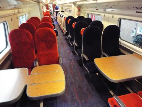 More Seats for Virgin Trains Pendolino Fleet