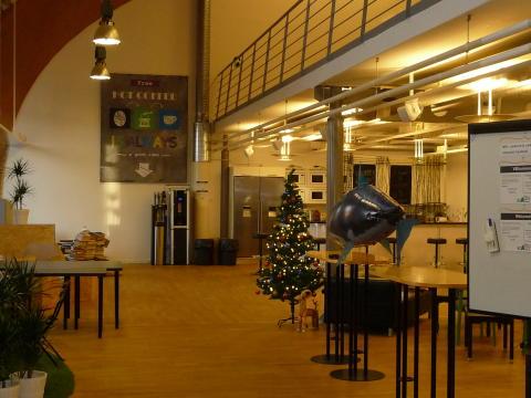 Är creActive Mjärdevi först i Sverige med Pay What You Want för lokaler?
