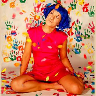 Alla Färger – för barn 3-5 år, 26 nov 13.00