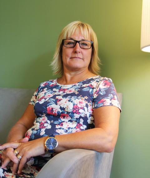 Agneta Ljung Djärf FRI ANVÄNDNING Foto: Högskolan Kristianstad