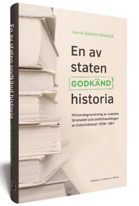 Ny bok: En av staten godkänd historia