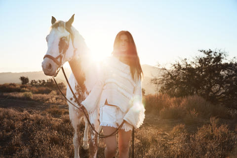 Odd Molly team up with Saie Saie to save the last wild horses in America