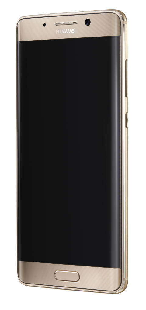 Mate9Pro_Gold_Front_Side
