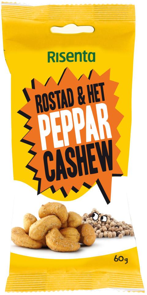 ROSTAD & HET PEPPAR CASHEW