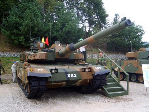 2.K2 Black Panther