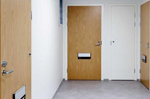 Palo-ovet antavat hengenarvoisia pelastautumisminuutteja