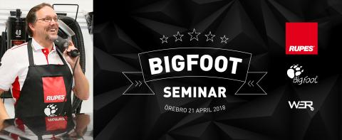10 snabba med poleringsstjärnan Jason Rose – gäst under WER:s BigFoot Seminar