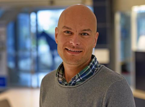 Fredrik Sjöström ny Head of Digital Communication på ATG