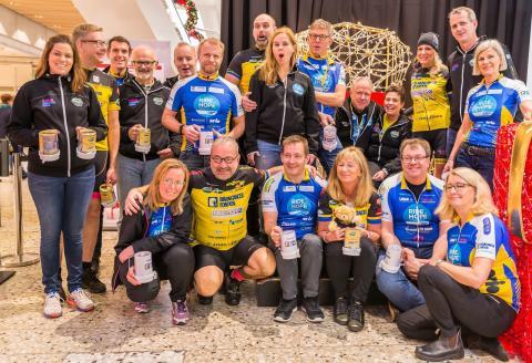 Barncancerfonden förändrar Ride of Hope