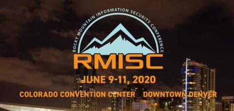 Rocky Mountain Information Security Conference (RMISC)