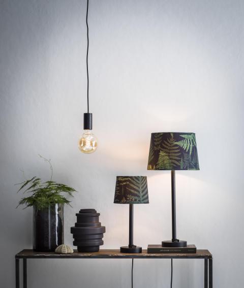 Colombus tak och bordslampa