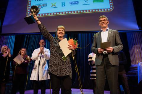 Boråsforskare vinner Forskar Grand Prix för andra året i rad
