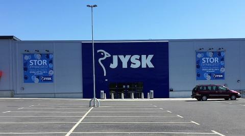 JYSK i Oskarshamn