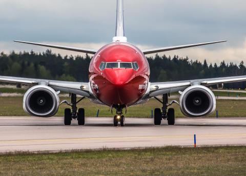 Norwegian batió el récord de vuelo transatlántico más rápido en un avión subsónico