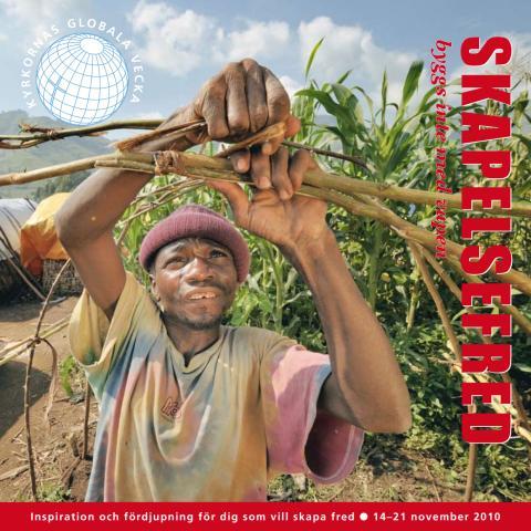 Inspirationshäfte för Kyrkornas globala vecka 2010