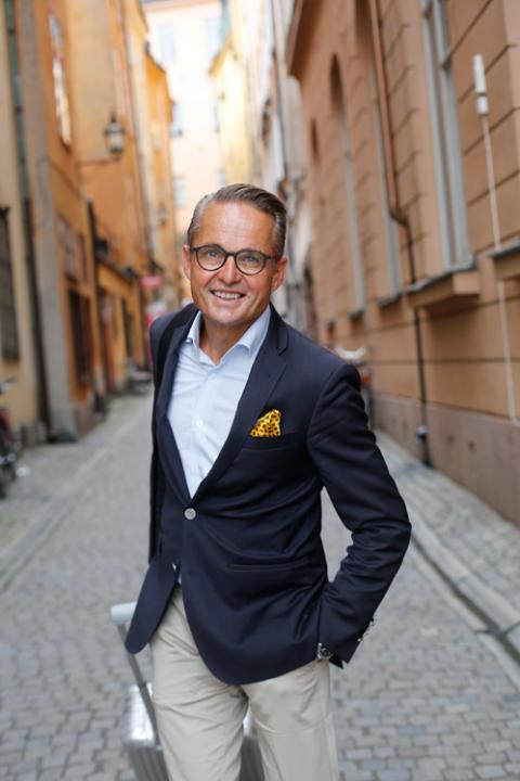 Carl Vikingsson CEO Sigma Technology